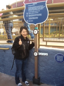 Me at Disneyland