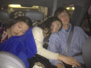I like to sleep