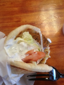 falafel simply greek