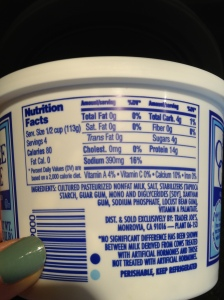 Check out those stats! 14g of protein!