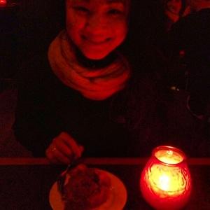 The best apple pie I've ever eaten in Amsterdam