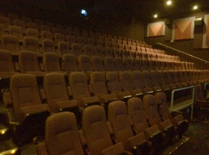 movie theatre