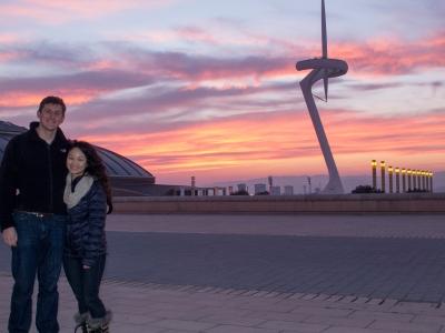 barcelona europe trip