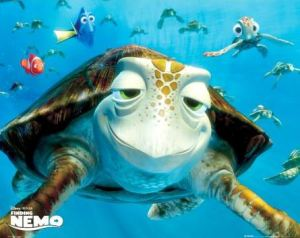finding nemo crush