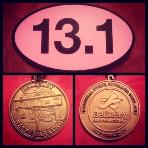 berkeley half marathon