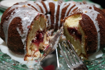 bundt cake thanksgiving