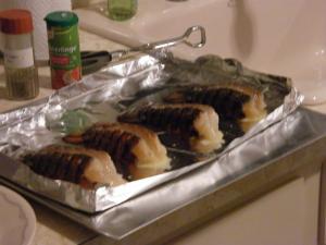 steak and lobster dinner