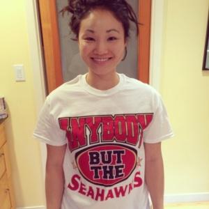 49er's shirt