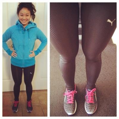 workout clothes puma