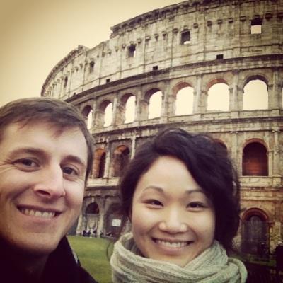 europe italy rome