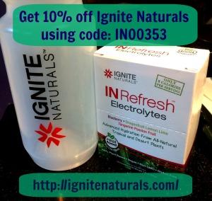 Ignite Naturals 10% Off