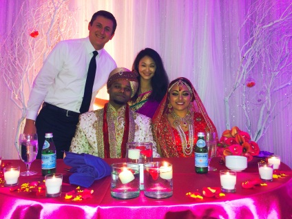 sheb and raj wedding