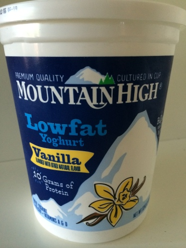 mountain high yoghurt