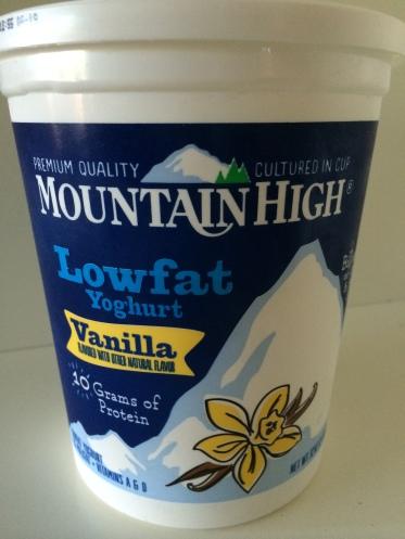 mountain high yoghurt
